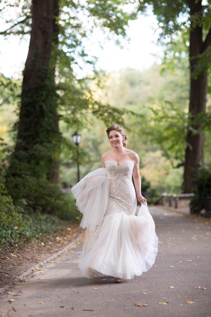 Mark Zunino  Real Wedding Kleinfeld Bridal