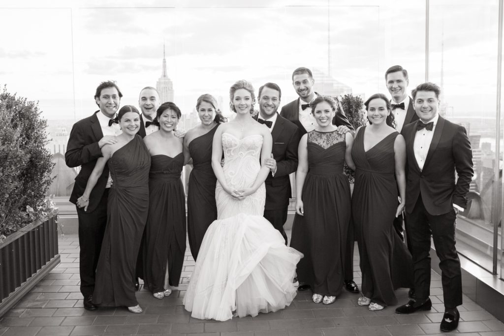 Mark Zunino  Real Wedding Kleinfeld Bridal