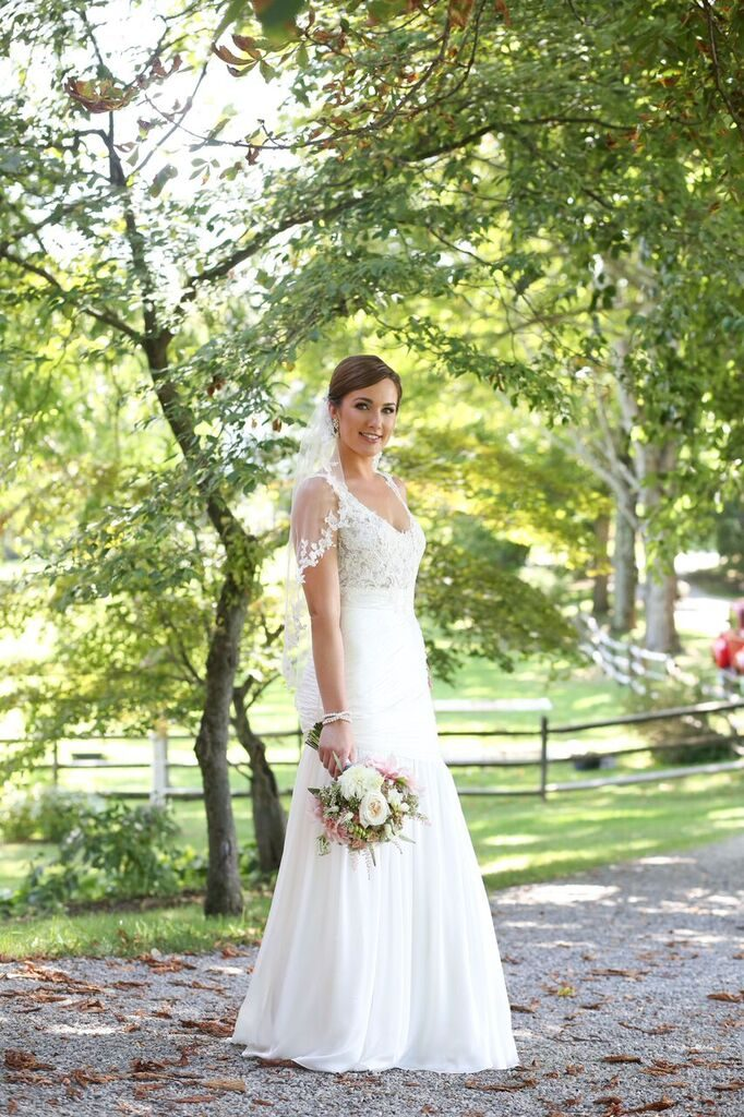 Kleinfeld Bridal Real WEdding