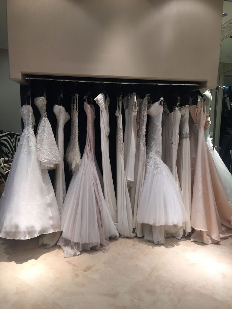 mark gown wall
