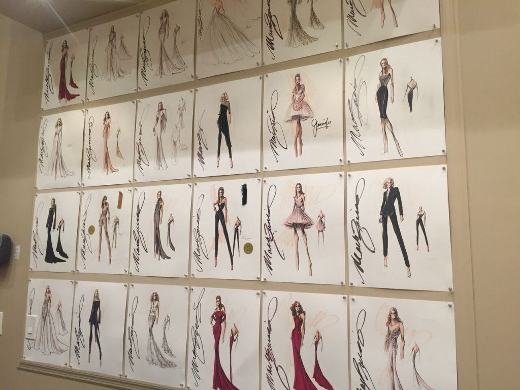 mz designer wall