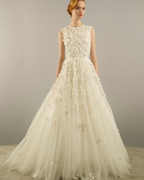 Christian Wedding Gown: Shape Showdown: Christian Siriano