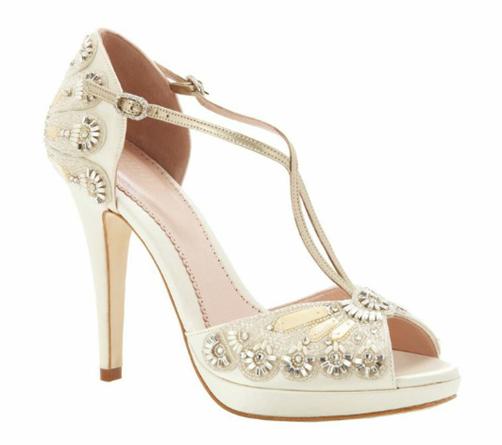 Emmy Shoes Kleinfeld Bridal
