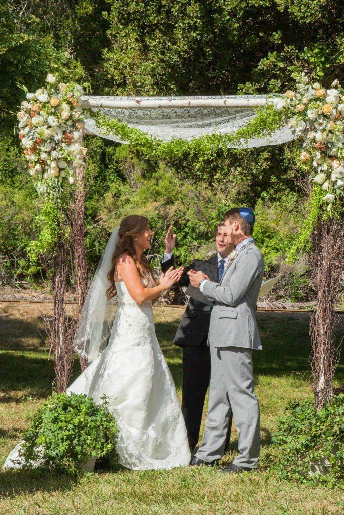kleinfeld real wedding