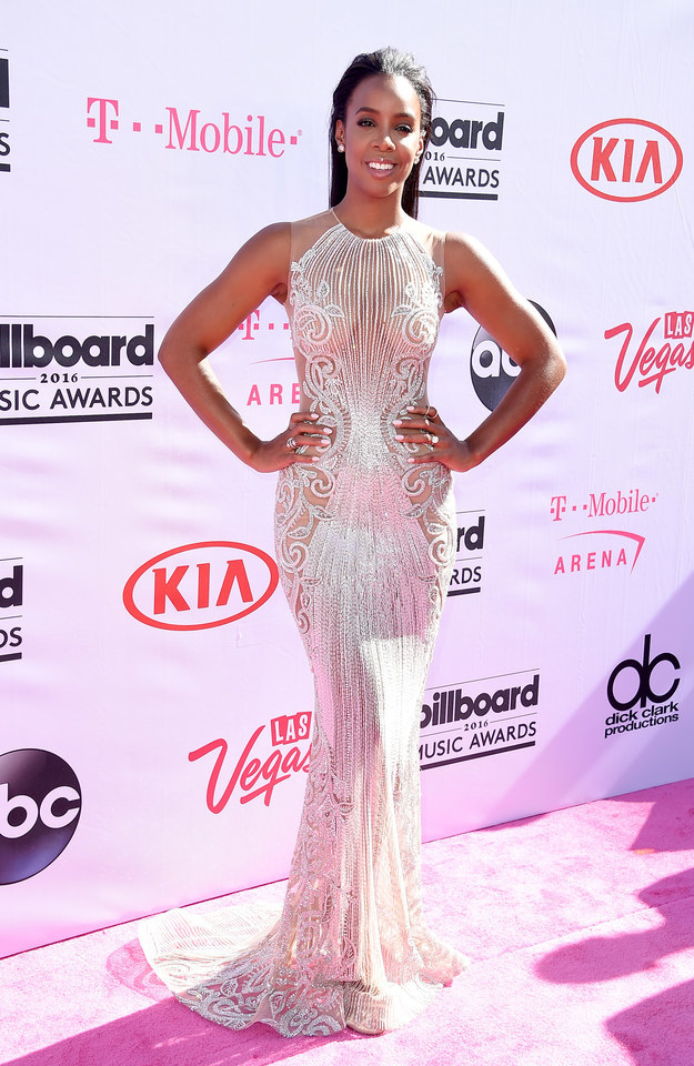 Kelly Rowland Billboard Awards 2016