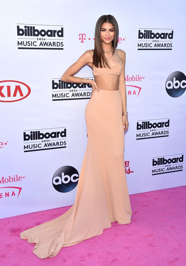 Zendaya Billboard Music Awards 2016