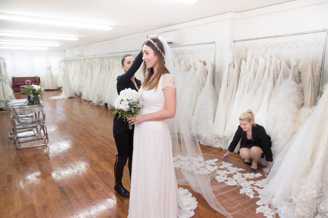 Wedding Dresses Kleinfeld Atlanta : Kleinfeld bridal the largest selection of wedding dresses in