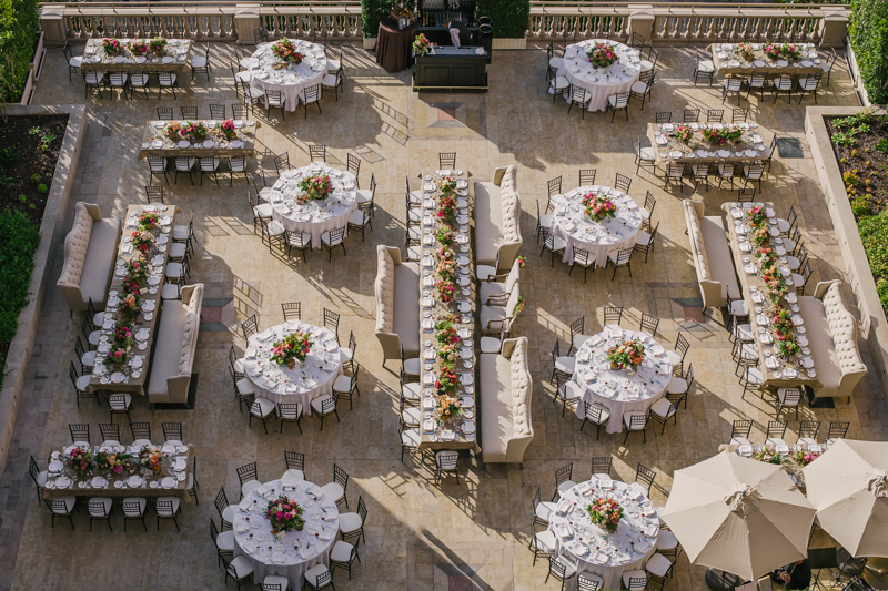 5 tips to your wedding seating chart